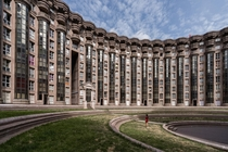 The Espaces dAbraxas by Ricardo Bofill