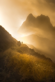 The Essence of New Zealand - The Milford Tracks MacKinnon Pass at Dawn photo by Jesse L Summers