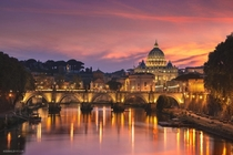The Eternal City - Rome Italy  donaldhyip
