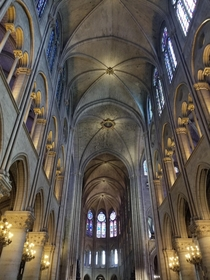 The ever beautiful cathedral Notre-Dame de Paris