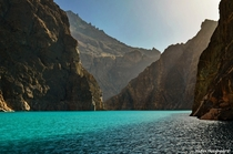 The Ever So Beautiful Attabad Lake And Karakoram Mountains  Attabad Lake Gilgit Baltistan Pakistan  By Wajdan Baqir