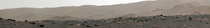 The first  panorama from Mastcam-Z on NASAPersevere has been released These zoomable cameras captured the distant rim of Jezero Crater in exquisite detail - Credit NASAPersevere