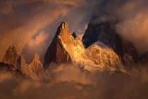 The Fitzroy massif Argentina OC x IG williampatino_photography