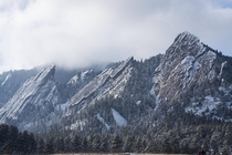 The Flatirons Boulder Colorado x-post rclimbing