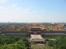 The Forbidden City Beijing China