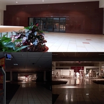 The former JCPenney in the Hamilton Mall in Mays Landing NJ It closed on July  after being open since  Particularly freaky are the still-lit up mannequins in the back of the store