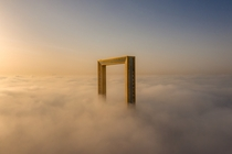 The Frame Dubai by Bachir Moukarzel