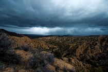 The Gathering Storm - Dixon New Mexico