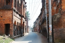 The ghost town of Panam Bangladesh