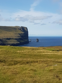 The Giant and the Witch Faroe Islands