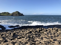 The Giants Causeway Bushmills UK