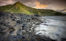 The Giants Causeway - County Antrim Northern Ireland