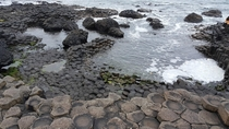 The Giants Causeway Northern Ireland UK x OC