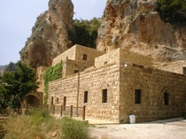 The Gibran Museum in Bsharri Lebanon