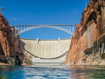 The Glen Canyon Dam and Bridge th Longest Arch Span and th Highest Bridge on Earth