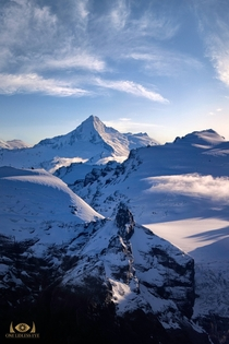 The Glistening Peak the Matterhorn of the South - Mount Aspiring New Zealand