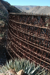 The Goat Canyon Trestle