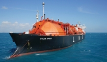 The Golar Spirit Floating Storage and Regasification Unit