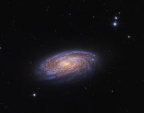 The Gorgeous Messier  Galaxy