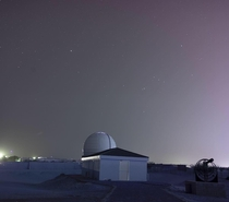The gorgeous Orion over Al Sadeem Observatory in Abu Dhabi UAE