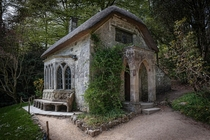 The Gothic Cottage Stourhead Wiltshire