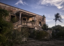The Governor of Mozambiques abandoned summer palace  a few more in comments