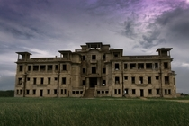 The grand Bokor Palace Hotel Cambodia   by Ben Ramon