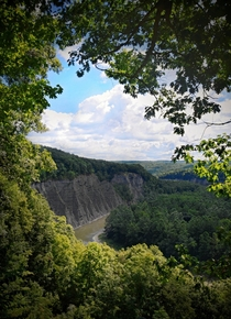 The Grand Canyon of the East Letchworth State Park NY