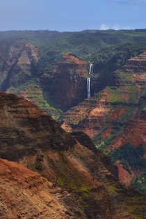 The Grand Canyon of the Pacific Waimea Canyon Kauai