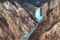 The Grand Canyons Lesser-Known Sibling in Yellowstone  OC  World Photography Youth Winner