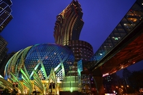 The Grand Lisboa Macau OC