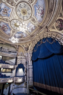 The Grand Theatre Blackpool England