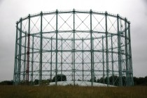 The Granton Gasometer Edinburgh
