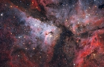 The Great Carina Nebula Image Credit amp Copyright Maicon Germiniani