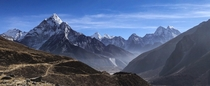 The Great Himalayas Everest Region Nepal