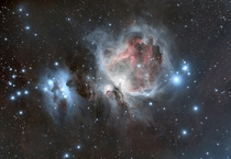 The Great Nebula in Orion taken from my backyard near Phoenix