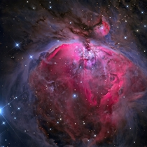 The Great Orion Nebula - taken with a Planewave  Optical Tube Assembly Photo by Jimmy Walker highest res photo in comments