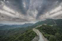 The Great Wall of China  by Bobby Joshi