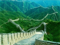 The Great Wall of China - Walls were being built from as early as the th century BC by ancient Chinese states selective stretches were later joined together by Qin Shi Huang  BC the first emperor of China Most well-known sections of the wall were built by
