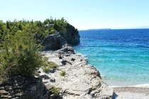 The Grotto - Tobermory ON