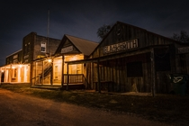 The Grove Texas An abandoned town in Central Texas which was almost entirely deserted around the s