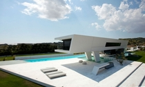 The H residence by the Athens based  Architecture Studio