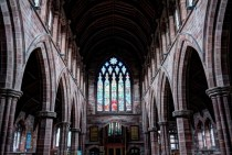The Hallowed Halls - Mossley Hill Church Liverpool