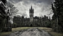 The Haunted Miranda Castle in Belgium - Also Known as Chteau de Noisy