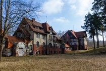 The Heilsttten Hohenlychen And the hidden history of Himmler and his secret experiments on humans Photo by Abandoned Berlin