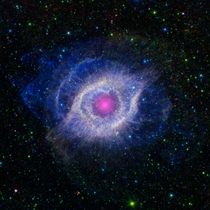 The Helix Nebula Unraveling at the Seams