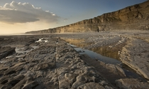 The Heritage Coast in Wales  by Alan Coles