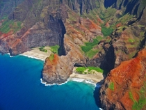 The Hidden Beaches of Kapaa Hawaii Photo by Walter K