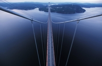 The High Coast Bridge Sweden