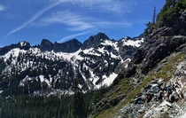 The Hike to Snow Lake Was More Beautiful Than The Destination Washington State
